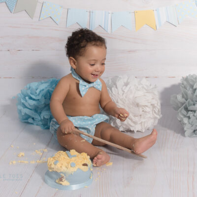 Cake Smash Session First Birthday Boy Tickle Toes Photography Dublin Kildare Meath