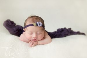 Newborn Photography Safety